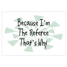 Because Referee