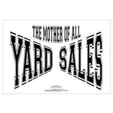 The Mother of All Yard Sales