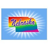 Gay Pride Rainbow Nebraska