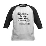 Faraday Try Quote Tee