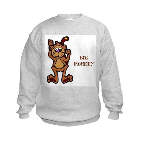 Big Monkey Kids Sweatshirt