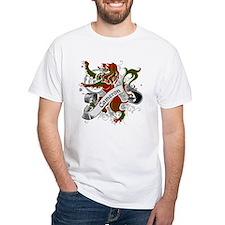 Cameron Tartan Lion Shirt