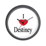 Destiney Wall Clock