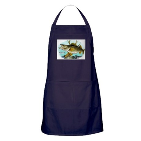 Walleye Apron (dark)