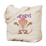 Little Monkey Margaret Tote Bag