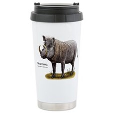 Warthog Ceramic Travel Mug