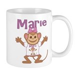 Little Monkey Marie Mug