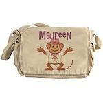 Little Monkey Maureen Messenger Bag
