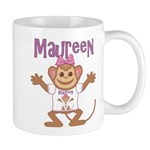 Little Monkey Maureen Mug