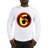 Anti Sixers Long Sleeve T-Shirt