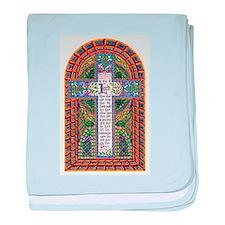 Benediction baby blanket