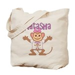 Little Monkey Natasha Tote Bag