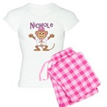 Little Monkey Nichole Women's Light Pajamas