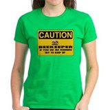 Caution Beekeeper Tee