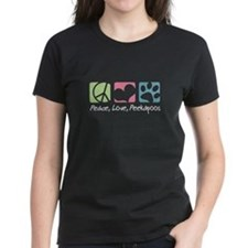 Peace, Love, Peekapoos Tee
