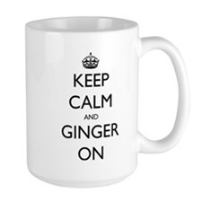 ginger on Mug