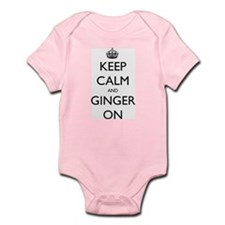 ginger on Infant Bodysuit