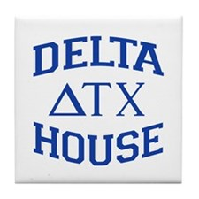 Delta House Animal House Tile Coaster
