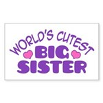 Big Sister Sticker (Rectangle)