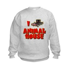 I Love Animal House Deathmobile Sweatshirt