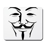 Guy Fawkes Day Mousepad