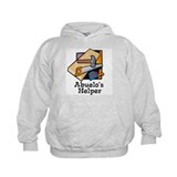 Abuelo's Helper Workshop Hoodie