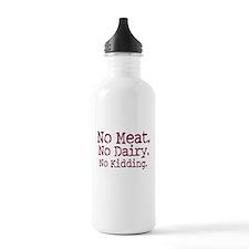Vegan Pride Water Bottle