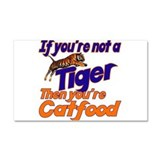Tiger Bait Car Magnet 20 x 12