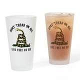 Democrat Pint Glasses