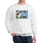 Bird Watching @ Heceta Lighthouse Sweatshirt