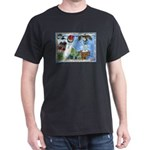 Bird Watching @ Heceta Lighthouse Dark T-Shirt