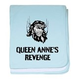 Queen Anne's Revenge baby blanket