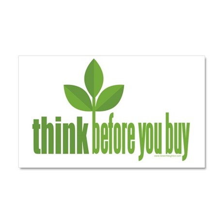 Buy Green Car Magnet 20 x 12