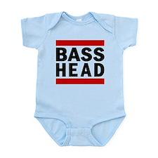 BASS HEAD. Infant Bodysuit