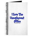 Love Unemployment Office Journal
