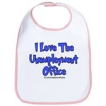 Love Unemployment Office Bib
