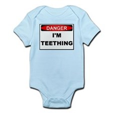Unique Pacifier Infant Bodysuit