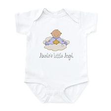 Abuelo's Little Angel Boy Infant Bodysuit