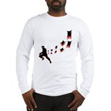 Hip Ninja Long Sleeve T-Shirt