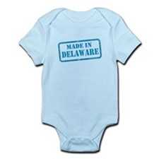 MADE IN DELAWARE Infant Bodysuit
