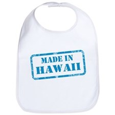 MADE IN HAWAII Bib