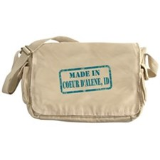 MADE IN COEUR D'ALENE Messenger Bag