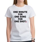 36 - One Chord For One Shot Women's T-Shirt