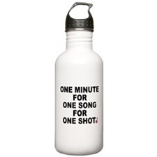 36 - One Chord For One Shot Water Bottle