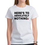 52 - Cheers For No Reason Women's T-Shirt