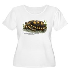 Yellow-Footed Tortoise T-Shirt