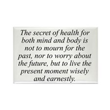 Buddha quote 37 Rectangle Magnet