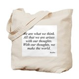 Buddha quote 53 Tote Bag