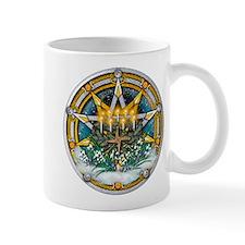 Imbolc Pentacle Mug