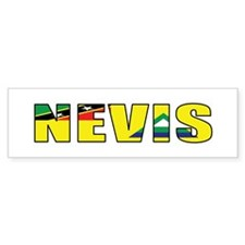Nevis Bumper Sticker